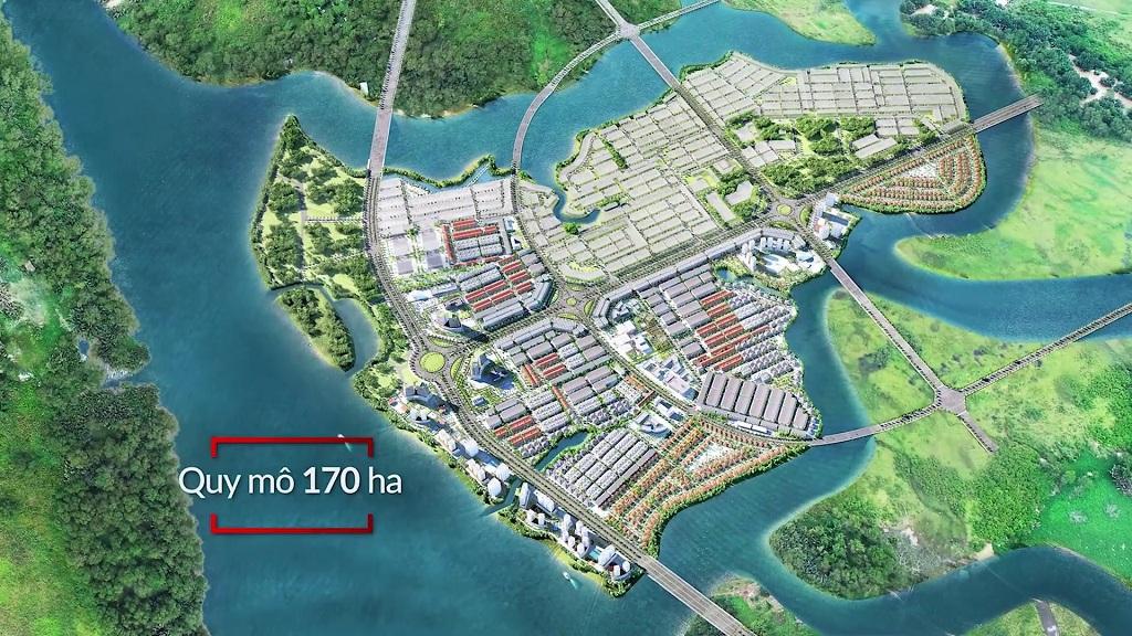 Dự án khu đô thị Izumi City Đồng Nai