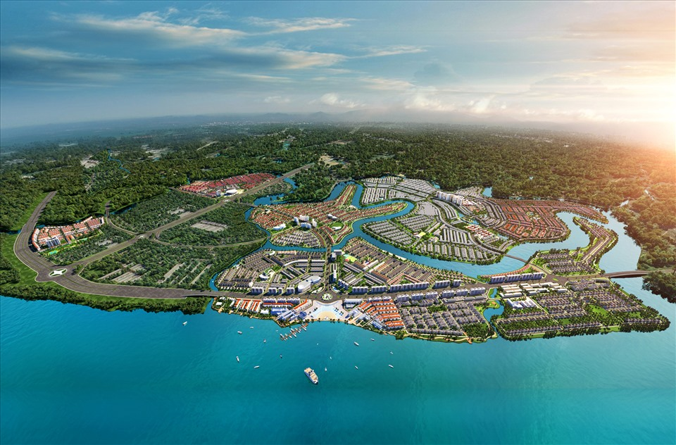 Cập nhật vị trí phân khu - khu độ thị - khu dân cư - ký gửi - mua bán - pháp lý - quy hoạch - tiến độ - Izumi city Nam Long